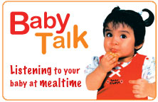 Baby Talk: Listening to Your Baby at Mealtime