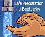 Safe Preparation of Beef Jerky