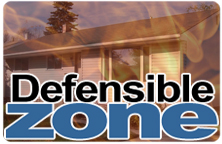 Image of the title slide for Defensible Zone