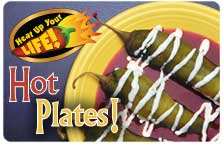 Heat Up Your Life: Hot Plates!