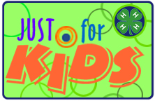 Image of the title slide for Just for Kids