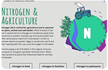 screenshot - Nitrogen (N) is critical for agriculture and is required for plant, animal and soil health.