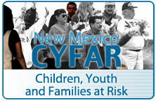 Title slide for New Mexico CYFAR