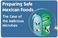 Preparing Safe Mexican Food