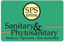 Title slide for Sanitary & Phytosanitary
